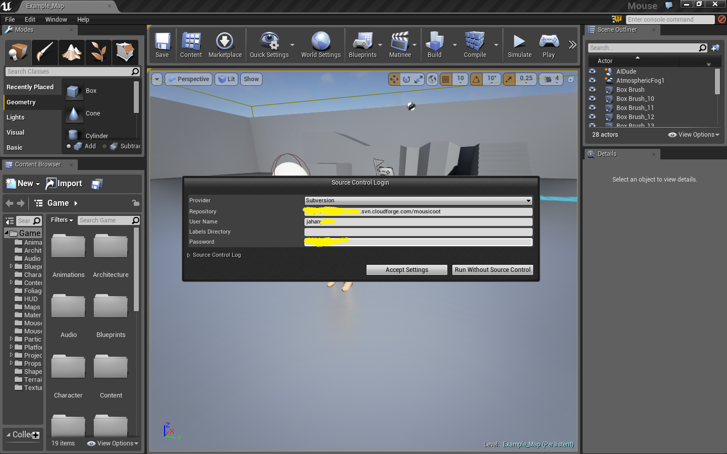 SVN Source Control with Unreal Engine 4 (TortoiseSVN) – Team Hot Stuff